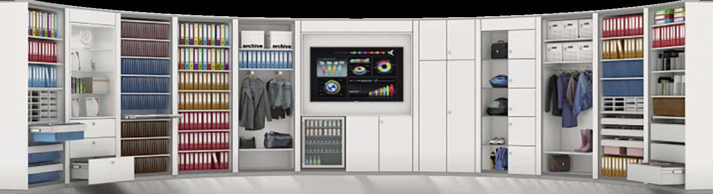StorageWall Internals